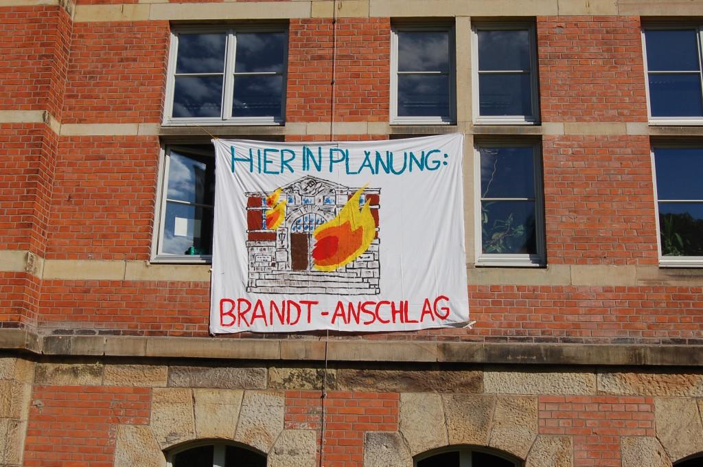 Brandt-Anschlag